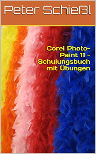 Corel Photo-Paint 11 - Schulungsbuch mit Übungen