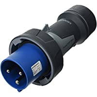 MENNEKES 13202 Xtra Power, con superficie gommata, protezione IP 67,