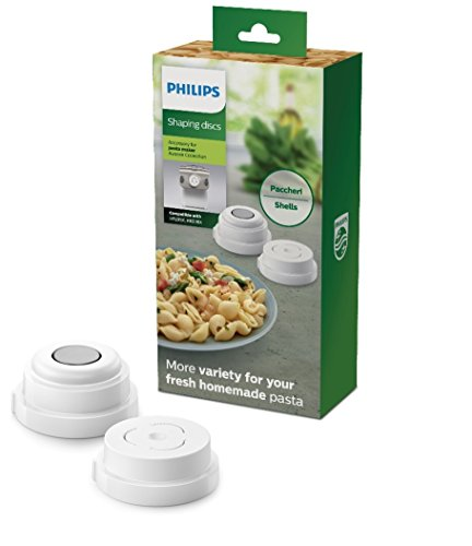Philips hr2490/10  kit per paccheri e conchiglie
