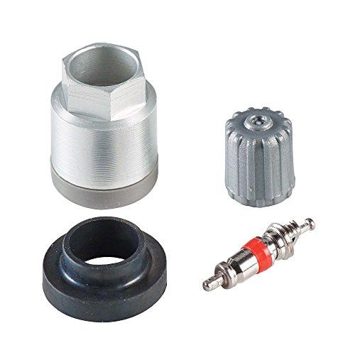 20x Kit réparation de valve TPMS H02 pour Hamaton capteur universel HofmannPowerWeight | Kit service TPMS Pression Pneu