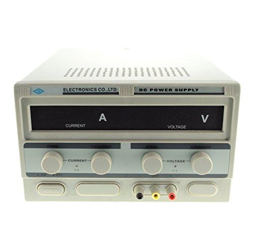 satkit 60V, 10A Fuente ALIMENTACION dimmbar mit Display Digital