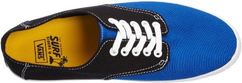 Vans E-Street, Baskets mode homme Bleu-TR-E1-182