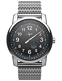 Reloj automático para Hombre con 21 Joyas, Esfera de Cristal de Zafiro, Cuerpo de