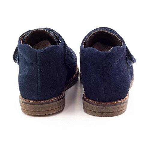 Boni Mini Albert , Knöchelschuhe Kinder Marineblaues Wildleder