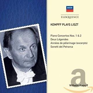 WILHELM Kempff Plays Liszt by Wilhelm Kempff (B00EMAGFMG) | Amazon price tracker / tracking, Amazon price history charts, Amazon price watches, Amazon price drop alerts