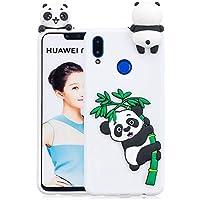 Everainy Huawei P Smart+/Nova 3i Silikon Hülle Ultra Slim 3D Panda Muster Ultradünn Hüllen Handyhülle Gummi Case... preisvergleich bei billige-tabletten.eu