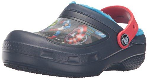 Crocs - CC Marvels Avengers Gefüttert Clog (Kleinkind / Kleinkind), EUR: 27-29, Multi (Jungen Crocs Kleinkind)