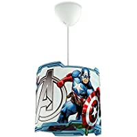Philips Disney/Marvel Suspension/Lustre Avengers Luminaire chambre d'enfant