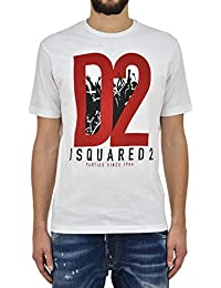 Dsquared T-Shirt Weiß