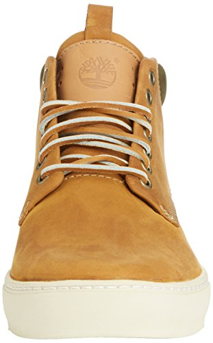 Timberland Ek2 0Cupsl Chka, Chaussures montantes homme Marron (Burnished Wheat Nb)