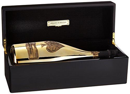 Armand de Brignac Brut Gold Magnum Champagner mit edler Box (1 x 1.5 l)