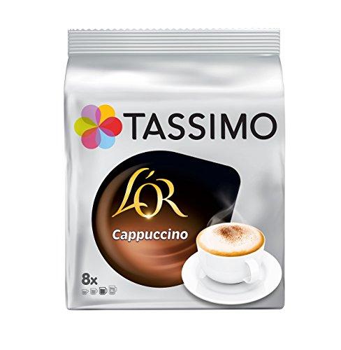 Tassimo Dosettes Cappuccino - L'OR Cappuccino - 40...