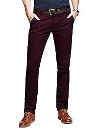 890648f7a5974 Amazon.fr   Rouge - Pantalons   Homme   Vêtements