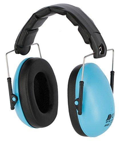 Kerbl 34493 Gehörschutz für Kinder, 5-12 Jahre, im Blister, blau
