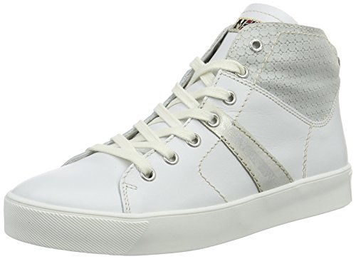 Napapijri Damen Minna High-Top Weiß (white)