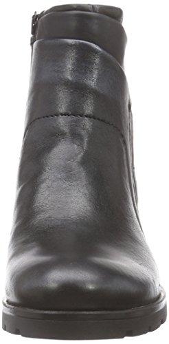 Mjus  584202, Bottes Classics courtes, doublure chaude femmes Noir - Noir