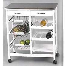 Mueble auxiliar cocina for Amazon muebles de cocina