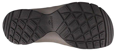 Dockers Devon Walking Synthétique Sandale de Sport Brn-Brn-Kh