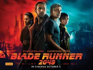 Import Posters Blade Runner 2049 – Harrison Ford – Australian Movie Wall Poster Print - 30CM X 43CM Ryan Gosling