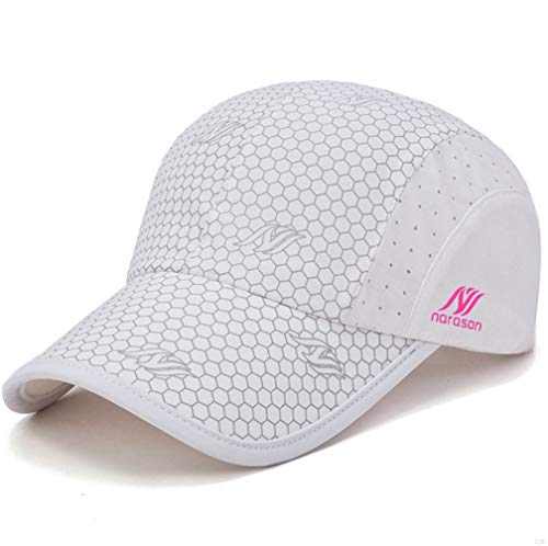 d4c5bd8e160d46 Sport Cap,Soft Brim Lightweight Waterproof Running Hat Breathable Baseball  Cap Quick Dry Sport Caps