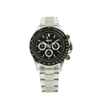 Nike Sport Watches Cronografo Bianco quarzwerk Herren-Armbanduhr OR. 410 (Männer Für Sport-uhren Nike)
