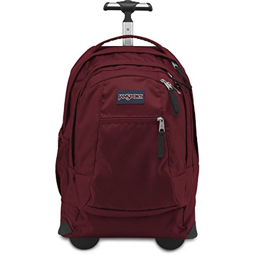 JanSport Driver 8 Core Series Mochila con ruedas (Viking Red)