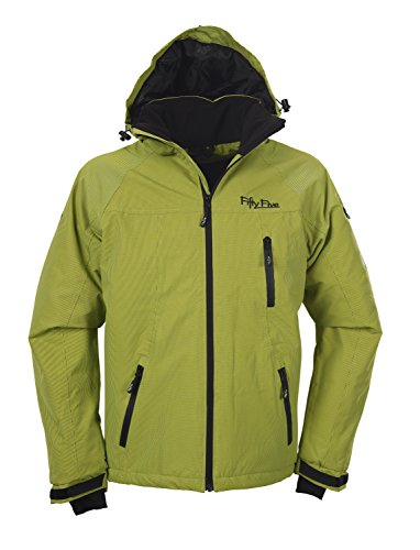 Fifty Five Herren Winterjacke Ski-Jacken - Forester - FIVE-TEX Membrane für Outdoor-Bekleidung