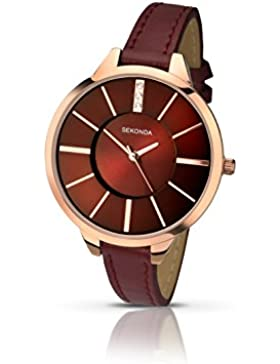 Sekonda Damen-Armbanduhr Analog Quarz 2245.27