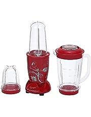Wonderchef Nutri-Blend 63152296 400-Watt Mixer Grinder with 3 Jars