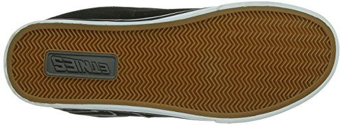 Etnies FADER VULC Herren Skateboardschuhe Schwarz (558 / BLACK/CHARCOAL/GUM)