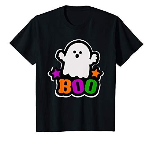 Kostüm Beängstigend Jungen - Kinder wirklich beängstigend gruselig gruselig Boo Geist Halloween T-Shirt