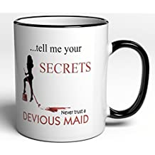 Taza devious Maids – Ideal como regalo para fans de la serie