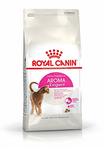 Royal Canin Exigent33Aromaticattraction 2kg, 1er Pack (1 x 2 kg Packung) - - Canin Exigent Aroma Royal