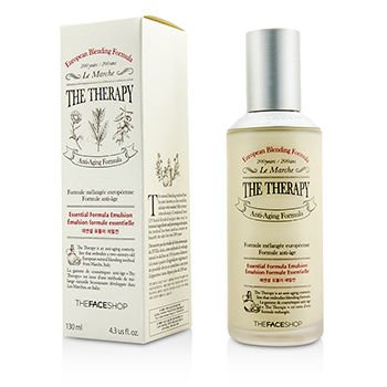 The Face Shop The Therapy Essential Formula Eumlsion 130ml