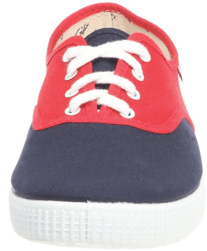 Victoria - Sneakers, Unisexe - Adulte Rouge (rot (rouge Marine))