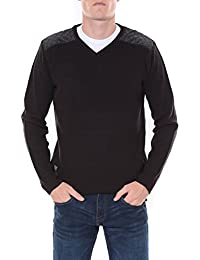Ritchie - Pull V Lexic - Homme