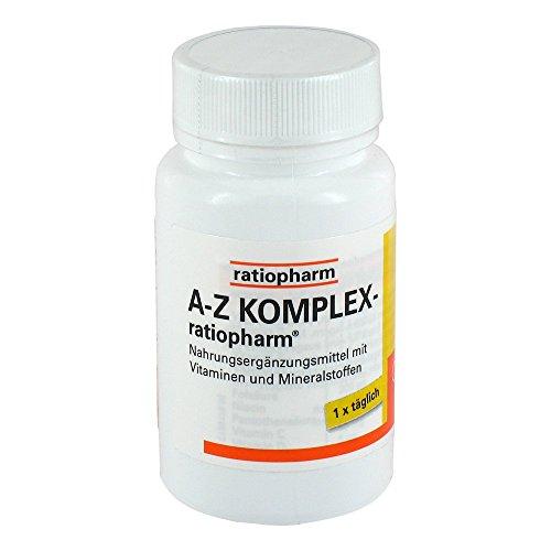 A-Z Komplex Ratiopharm, 30 St