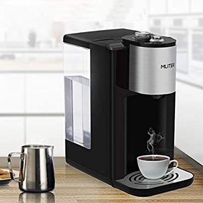 MLITER Hot Water Dispenser with Temp Setting for Home Kitchen Office Tea Coffee Drinks