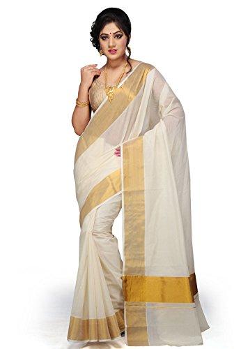 R Selvamani Tex Cotton Saree (Rst8_White)