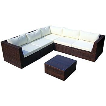 baidani gartenm bel sets designer rattan lounge garnitur surprise. Black Bedroom Furniture Sets. Home Design Ideas