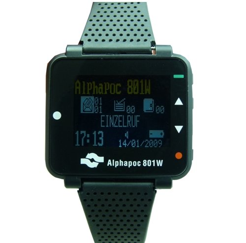 Alphapoc 801W - Watch W1 (168-174Mhz)
