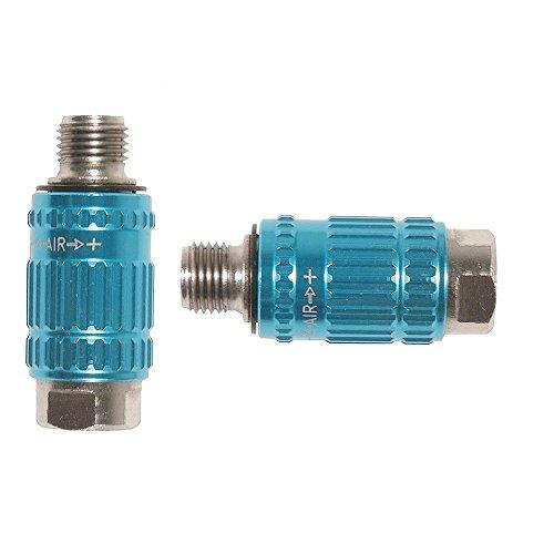 Preisvergleich Produktbild Air Inline Druckregler Farbspritzern, Blow, HVLP, Gravity Feed Gun Control fmt3039X 2
