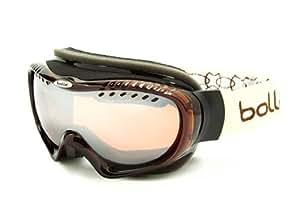 Bolle 2011 Simmer Ski Goggles - Crystal Brown - Citrus Gun - 20445