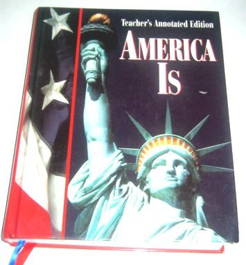 america-is-teachers-annotated-edition-by-henry-n-drewry-1995-01-01