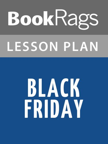 Lesson Plans Black Friday (English Edition) eBook: BookRags ...