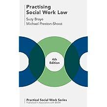 Practising Social Work Law (Practical Social Work Series)