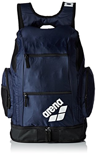 Arena spiky 2, borsone unisex – adulto, navy team, large