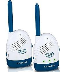 Grundig 52629 Babyphon Drahtlos - 2 Kanäle und Gürtelclip