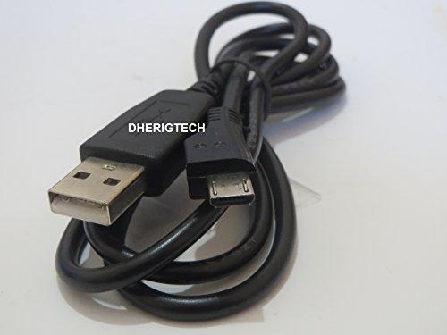 DHERIGTECH Ersatz-USB-Datenübertragung und Ladekabel für Samsung SPH-D700Epic 4G Handy -