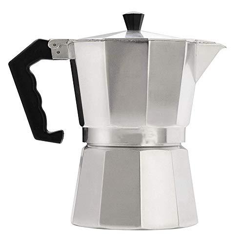Cay2T - Espressomaschine, 600ML, 12 Tassen -schön -
